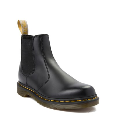 Alternate view of Dr. Martens 2976 Vegan Chelsea Boot - Black