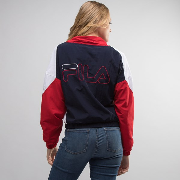 alternate view Womens Fila Tessa Anorak JacketALT1