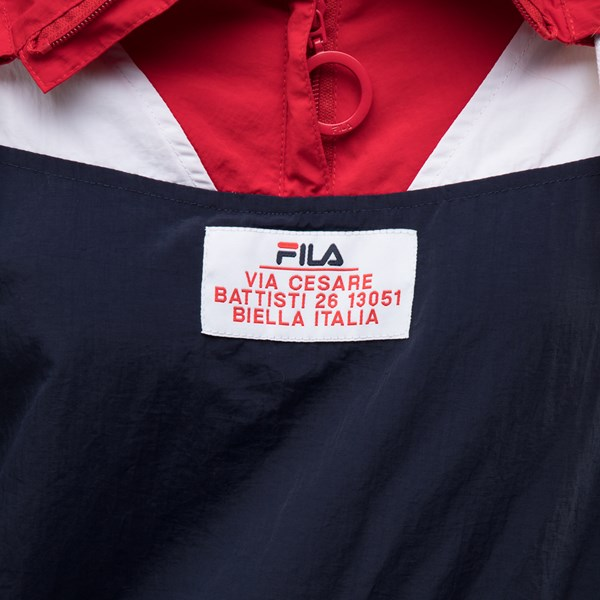 alternate view Womens Fila Tessa Anorak JacketALT4