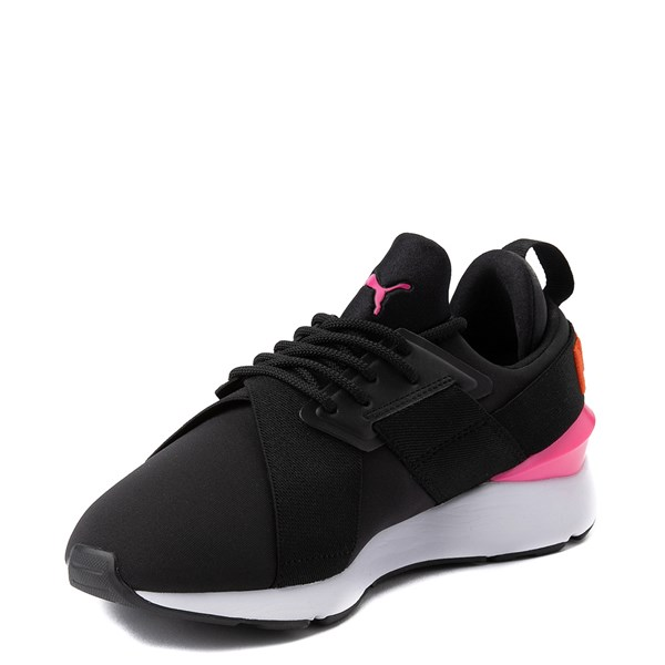 alternate view Womens Puma Muse Chase Athletic ShoeALT3