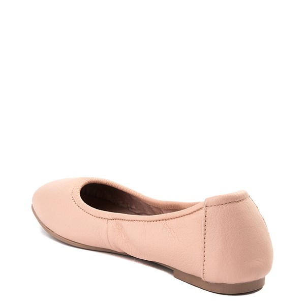 alternate view Womens Minnetonka Anna Flat - BlushALT1
