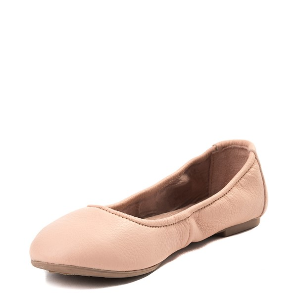 alternate view Womens Minnetonka Anna Flat - BlushALT2