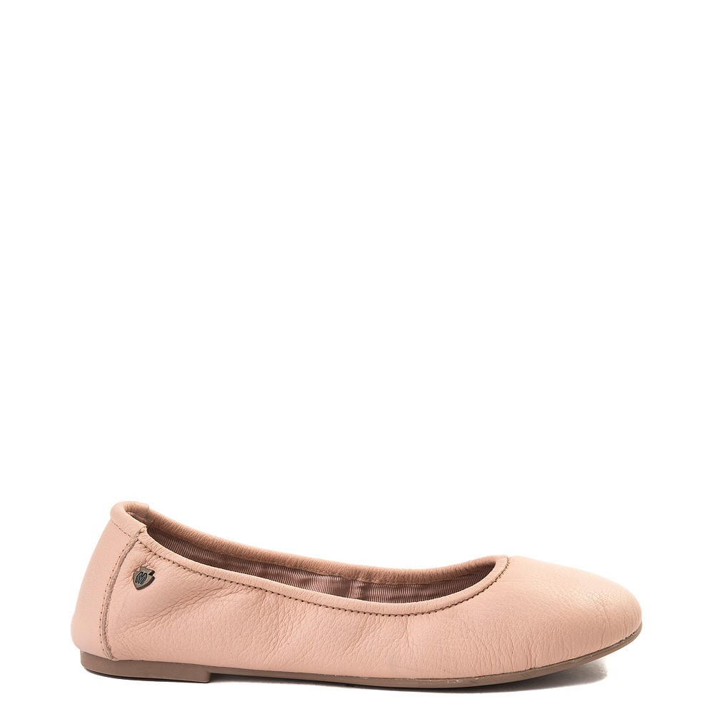 Womens Minnetonka Anna Flat - Blush