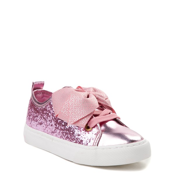 alternate view JoJo Siwa™ Glitter Sneaker - Little Kid / Big KidALT1