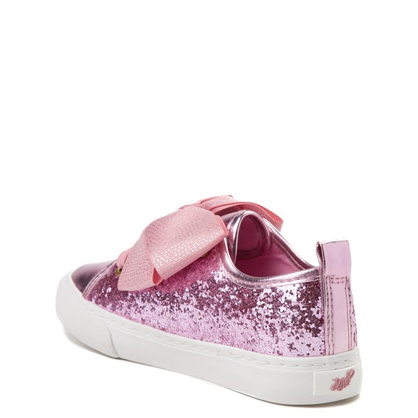 alternate view JoJo Siwa™ Glitter Sneaker - Little Kid / Big KidALT2