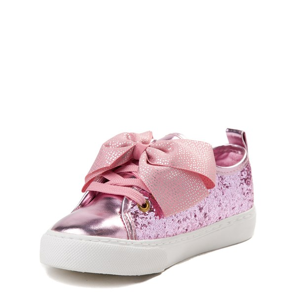 alternate view JoJo Siwa™ Glitter Sneaker - Little Kid / Big KidALT3