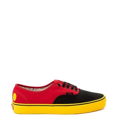 Main view of Disney x Vans Authentic Skate Shoe