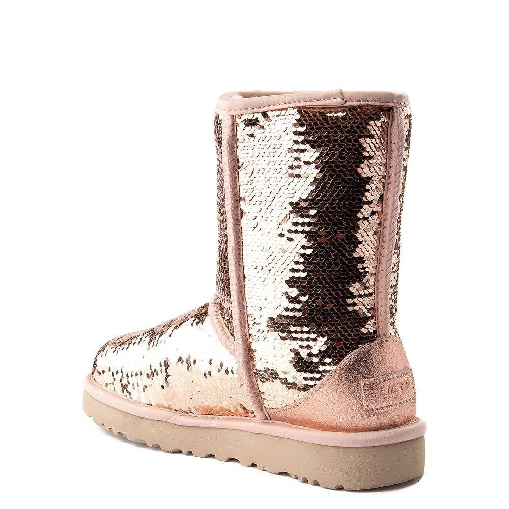 df12ab98491 Womens UGG® Classic Short II Sequin Boot