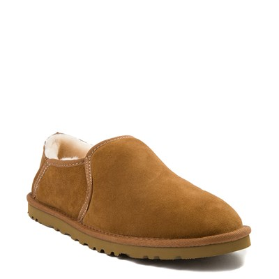 Alternate view of Mens UGG® Kenton Slip On Casual Shoe in Chestnut