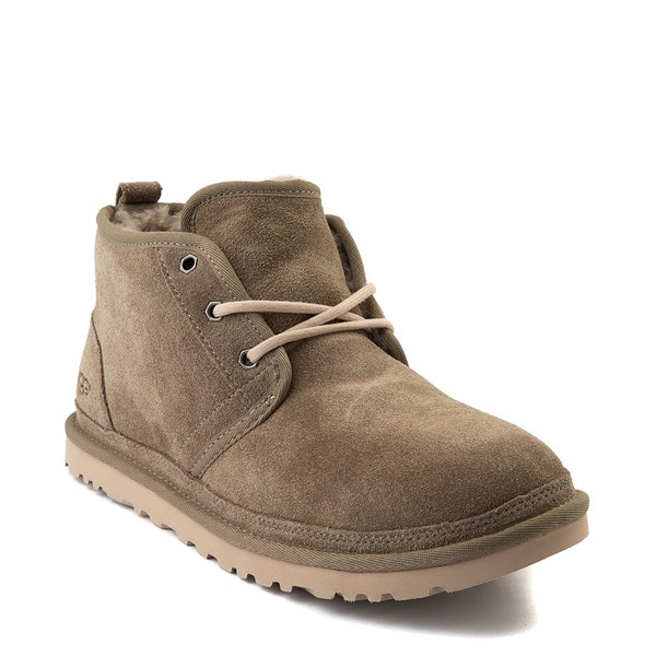 alternate view Mens UGG® Neumel Casual Shoe - OliveALT1