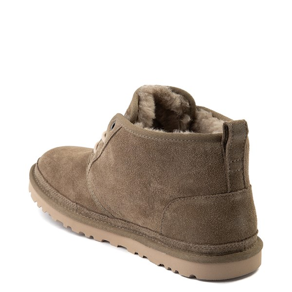 alternate view Mens UGG® Neumel Casual Shoe - OliveALT2