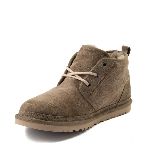 alternate view Mens UGG® Neumel Casual Shoe - OliveALT3