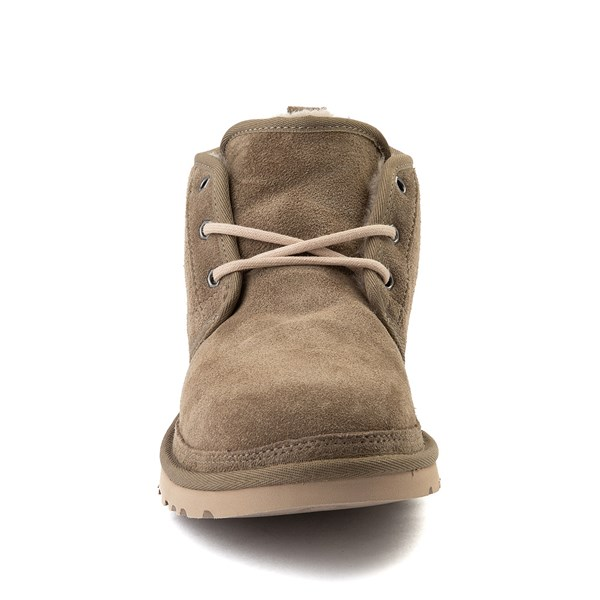 alternate view Mens UGG® Neumel Casual Shoe - OliveALT4
