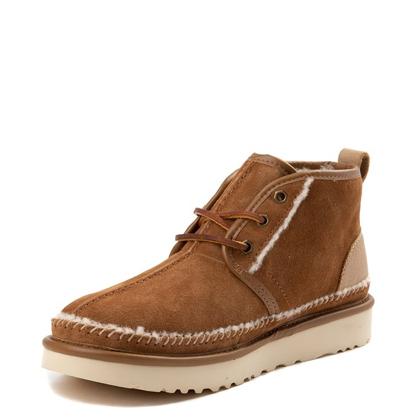alternate view Mens UGG® Neumel Stitch Casual ShoeALT3