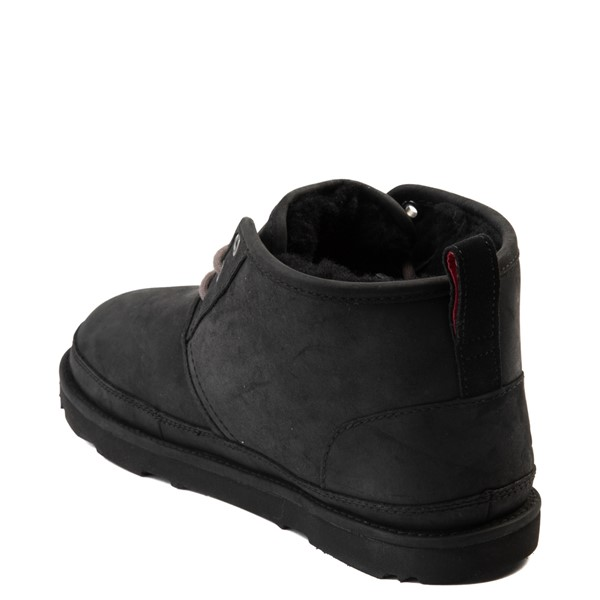 alternate view Mens UGG® Neumel Waterproof Casual Shoe - BlackALT1