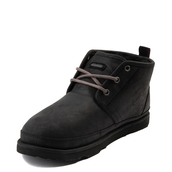 alternate view Mens UGG® Neumel Waterproof Casual Shoe - BlackALT2