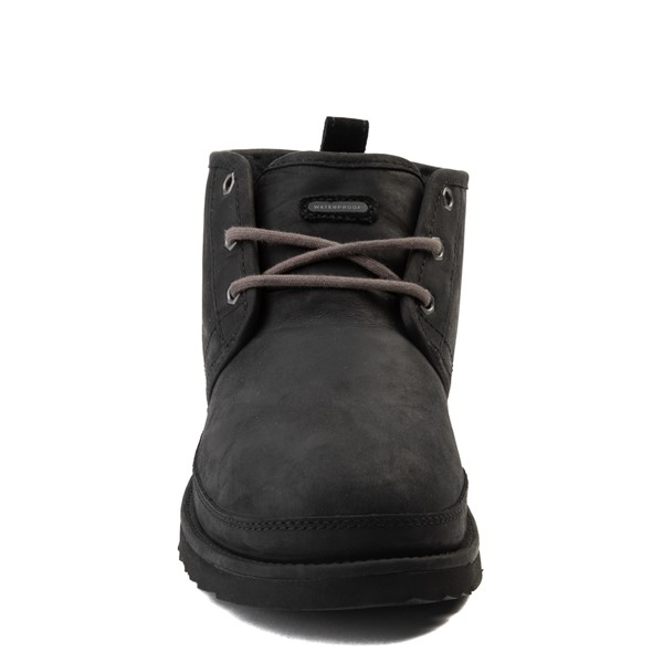 alternate view Mens UGG® Neumel Waterproof Casual Shoe - BlackALT4