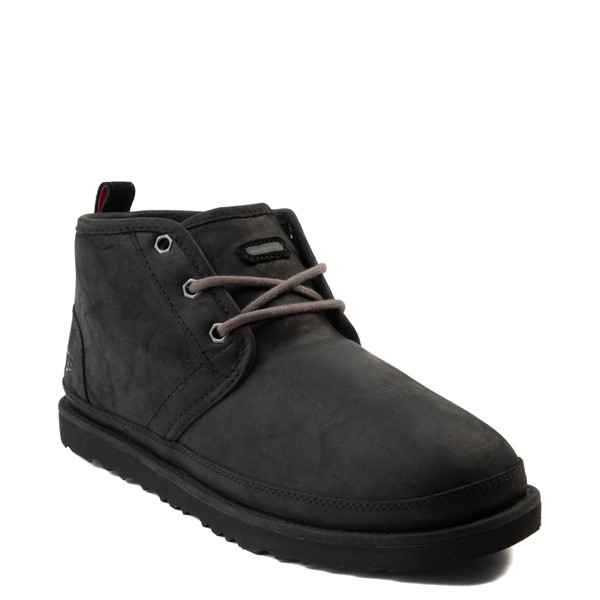 alternate view Mens UGG® Neumel Waterproof Casual Shoe - BlackALT5