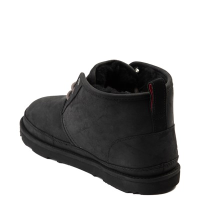 Alternate view of Mens UGG® Neumel Waterproof Casual Shoe - Black