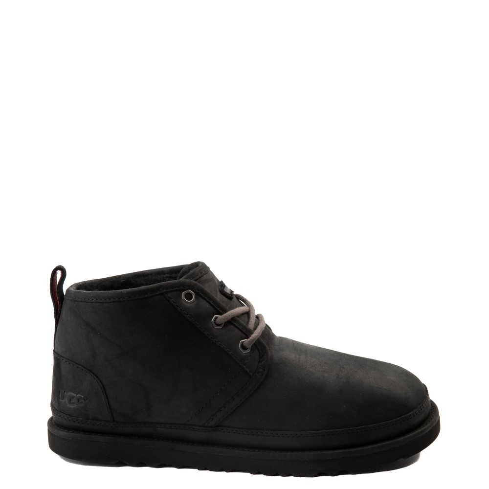 Mens UGG® Neumel Waterproof Casual Shoe - Black