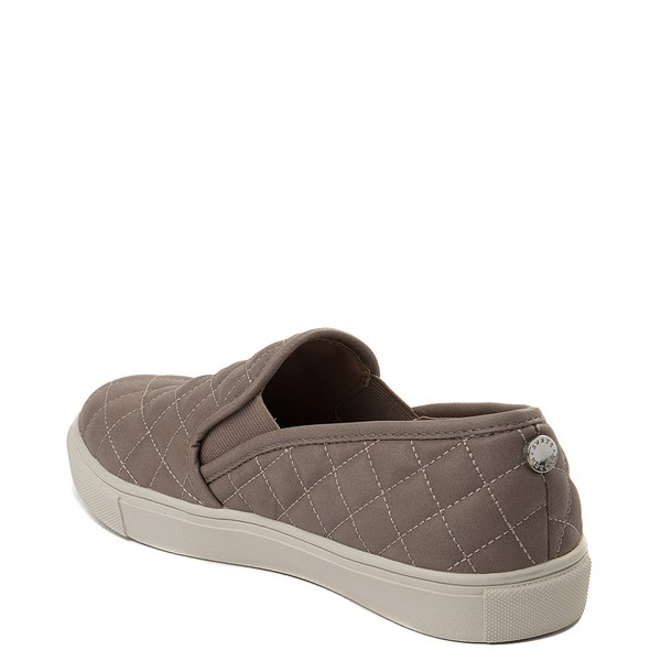 alternate view Womens Steve Madden Ecentrcq Slip On Casual Shoe - GrayALT2