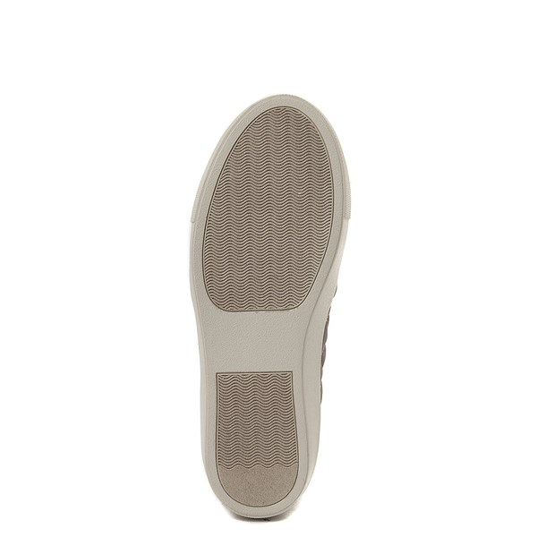 alternate view Womens Steve Madden Ecentrcq Slip On Casual Shoe - GrayALT5