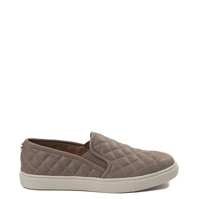 Main view of Womens Steve Madden Ecentrcq Slip On Casual Shoe - Gray