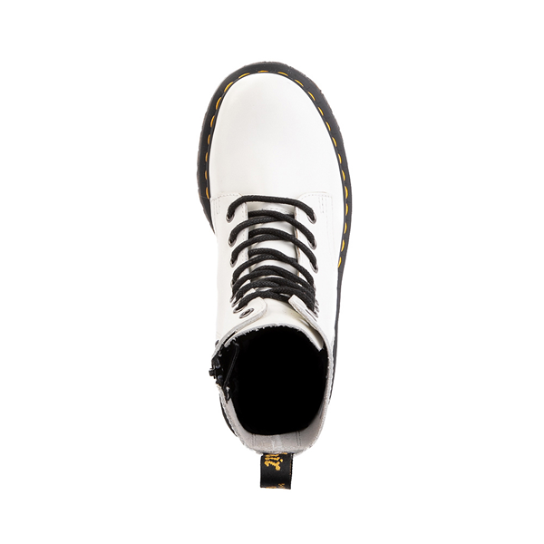 alternate view Dr. Martens Jadon Boot - WhiteALT2