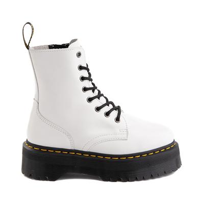 Dr. Martens Jadon Boot - White | Journeys