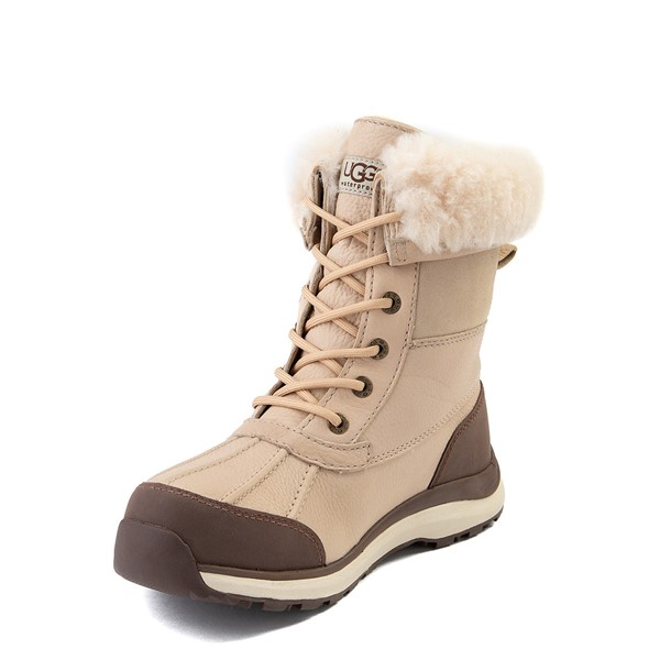 alternate view Womens UGG® Adirondack III Boot - SandALT2