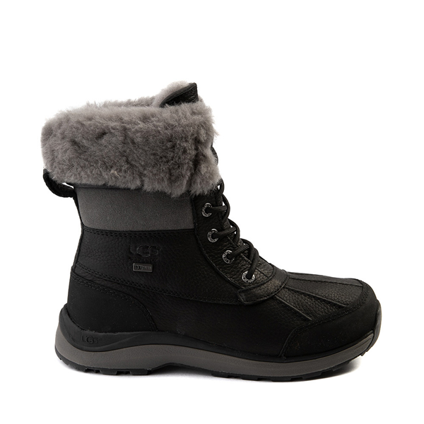 Main view of Womens UGG® Adirondack III Boot - Black