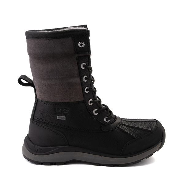 alternate view Womens UGG® Adirondack III Boot - BlackALT1