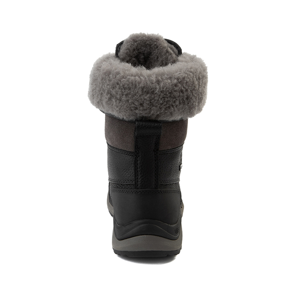 alternate view Womens UGG® Adirondack III Boot - BlackALT4