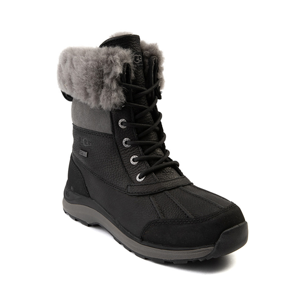 alternate view Womens UGG® Adirondack III Boot - BlackALT5