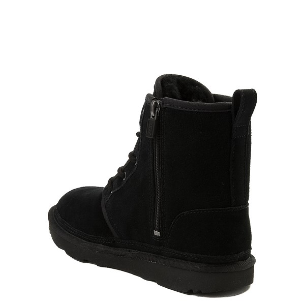 alternate view UGG® Harkley II Boot - Little Kid / Big Kid - BlackALT2