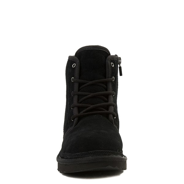 alternate view UGG® Harkley II Boot - Little Kid / Big Kid - BlackALT4