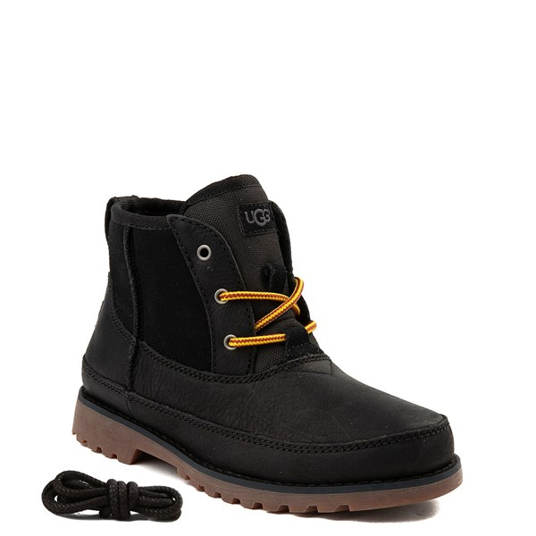 Alternate view of UGG® Bradley Boot - Little Kid / Big Kid - Black