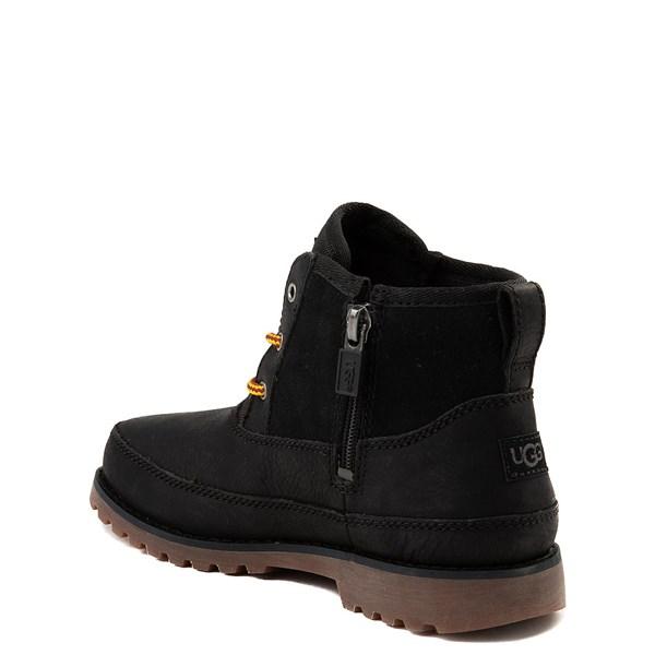alternate view UGG® Bradley Boot - Little Kid / Big Kid - BlackALT2