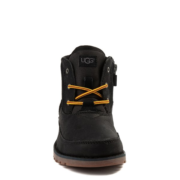 alternate view UGG® Bradley Boot - Little Kid / Big Kid - BlackALT4