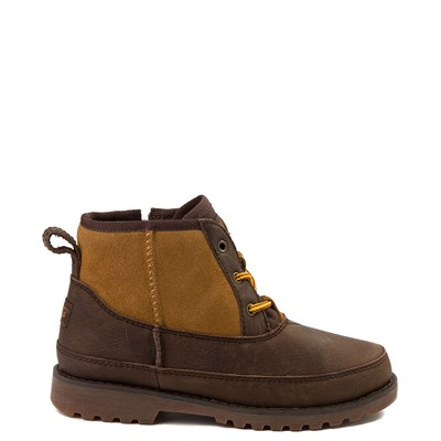 Main view of Youth/Tween UGG® Bradley Boot in Brown and Tan
