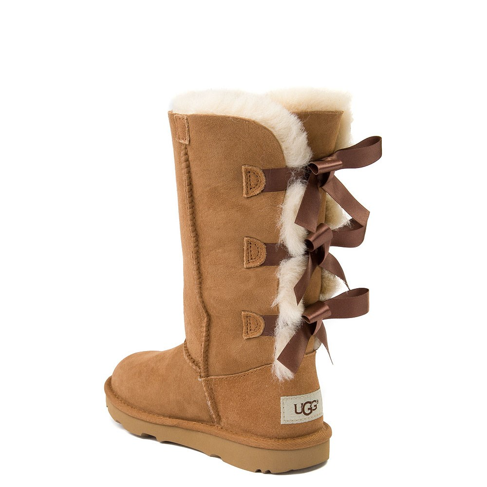 e6d78035d44 UGG® Bailey Bow II Tall Boot - Little Kid / Big Kid