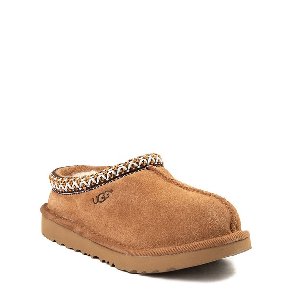Alternate view of UGG® Tasman II Casual Shoe in Chestnut - Toddler