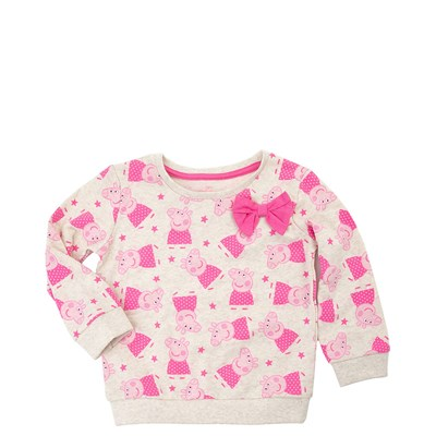 Main view of Peppa Pig Sweatshirt - Girls Toddler