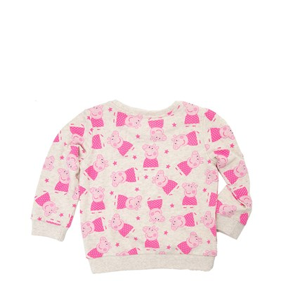 Alternate view of Peppa Pig Sweatshirt - Girls Toddler