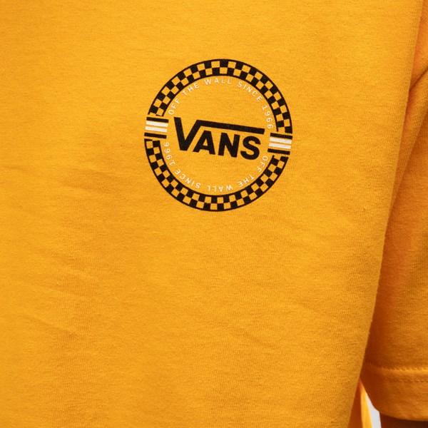alternate view Mens Vans Classic Circle Check Crew TeeALT5