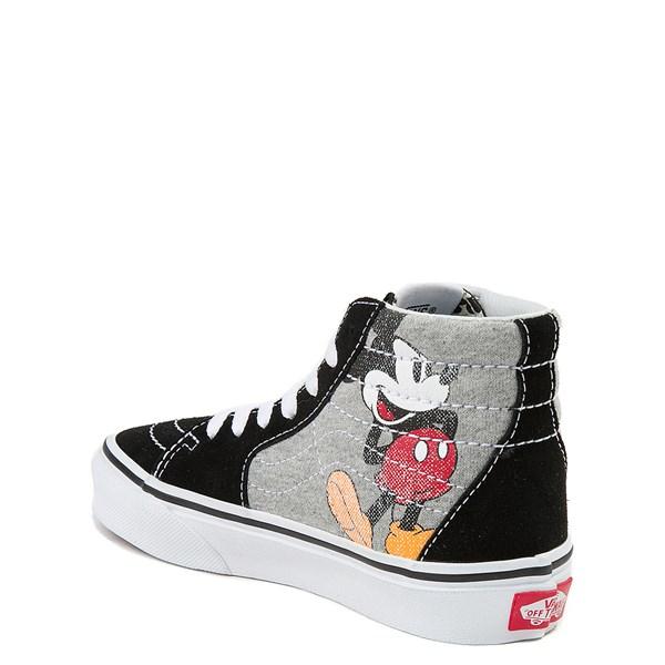 alternate view Disney x Vans Sk8 Hi Skate Shoe - Little Kid / Big KidALT2