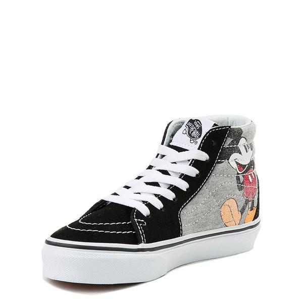 alternate view Disney x Vans Sk8 Hi Skate Shoe - Little Kid / Big KidALT3