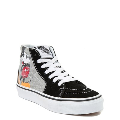 Alternate view of Disney x Vans Youth/Tween Sk8 Hi Skate Shoe