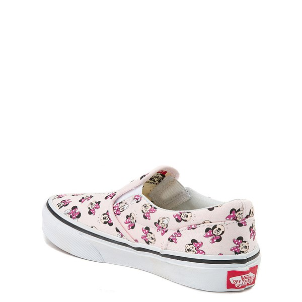 alternate view Disney x Vans Slip On Skate Shoe - Little Kid / Big KidALT2