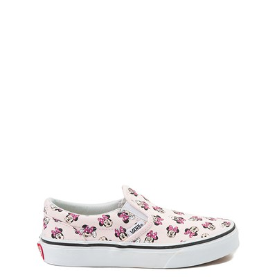 Disney x Vans Youth/Tween Slip On Skate Shoe